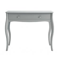 Toaletní stolek Baroko - tmavě šedá