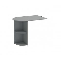 Přídavný stoleki Dash - šedý