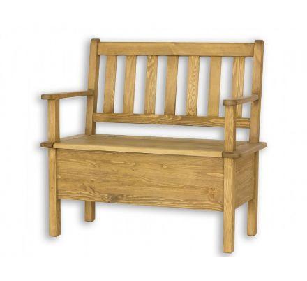 Jídelní lavice Sil 014 - selský nábytek