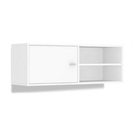 Horní skříňka s dvířky REA Denisa Up 001 - bílá