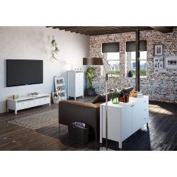 Obývací sestava Rio - bílá