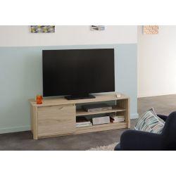Televizní stolek Trene - dub dakota