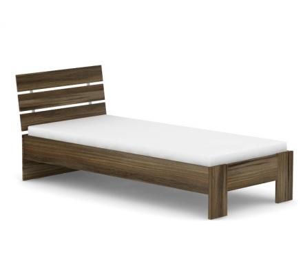 Dětská postel REA Nasťa 90x200cm - ořech