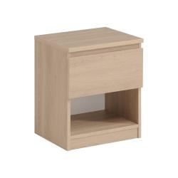 Noční stolek Doble 1S - dub