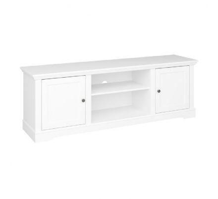 TV skříňka Florencie-bílá