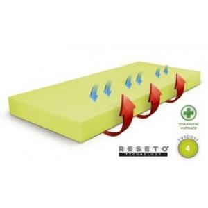 Luxusni zdravotní matrace Řešeto - Blok, Rozměr matrace 80x190 cm
