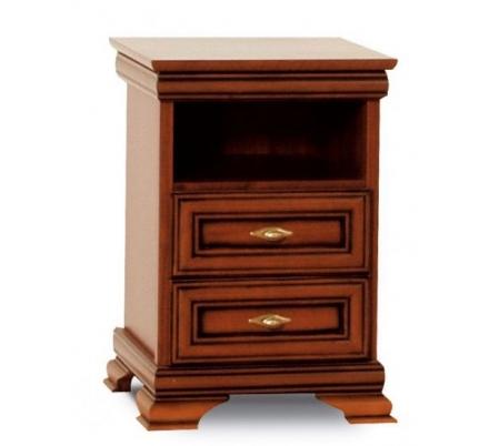Noční stolek v rustikálním stylu