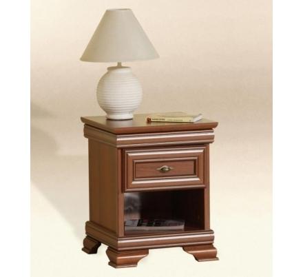 Rustikální noční stolek