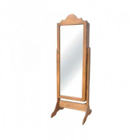 Stojací zrcadlo - selský nábytek