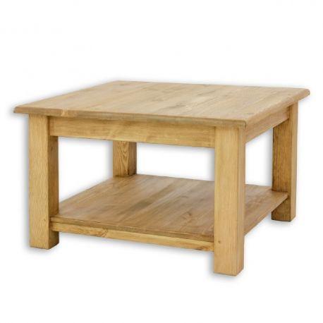 Konferenční stolek z masivu MES 06 - výběr moření