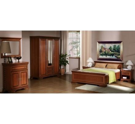 rustikální ložnice aramis 3