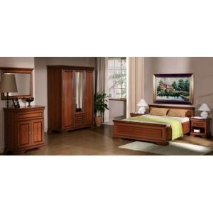 Ložnice rustikální Aramis III, Velikost postele 160x200