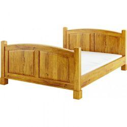 Postel z masivu 05 - 90x200cm - selský nábytek