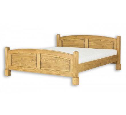 Postel z masivu 05 - 160x200cm - selský nábytek