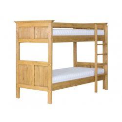 Patrová postel 07 - výběr moření
