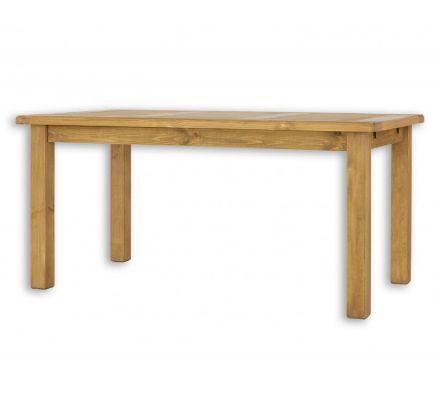 Jídelní stůl z masivu MES 13 B 80x140 - výběr moření