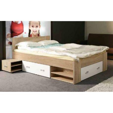 Dětská postel Bobi 140x200cm S roštem