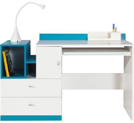 Dětský psací stůl MOLI - výběr odstínů