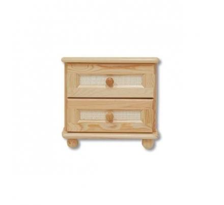 Noční stolek z masivu borovice