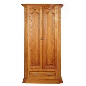 Šatní skříň dubová Cesar dvou dveřová, Moření moření 17
