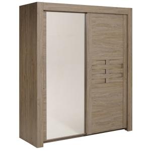 Šatní skříň s posuvnými dveřmi Sao 2D PA