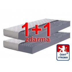 Matrace 1+1 zdarma Relax - dvě tuhosti