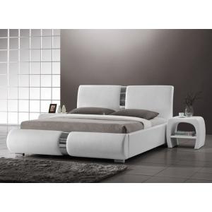 Postel TOKIO bílá 160x200cm nebo 180x200cm, Velikost postele 160x200