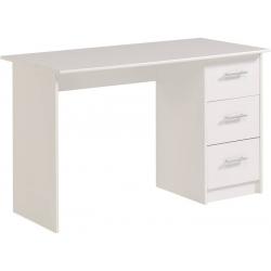 Dětský psací stůl General 3S - bílý