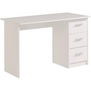 Psací stůl General 3S - bílý