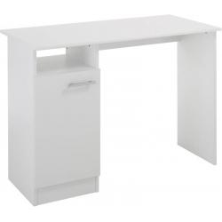 Psací stůl General - bílý