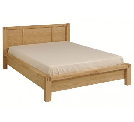 Manželská postel Ethan - masiv