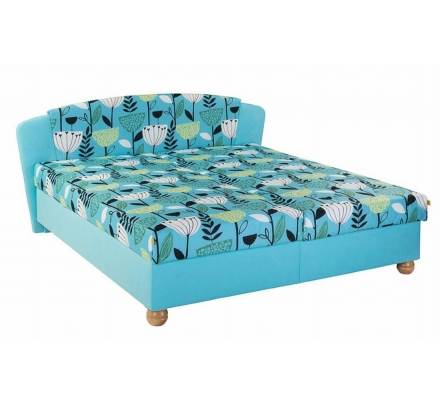 Čalouněná postel SALMA