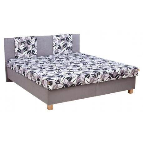 Čalouněná postel KLAUDIE