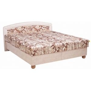 Čalouněná postel VANESA, Velikost postele 160x200, Varianta matrace DIONE