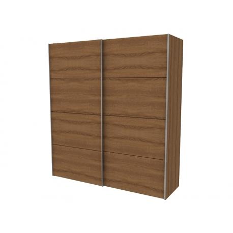 Šatní skříň SK02 - 200 cm- mnoho odstínů