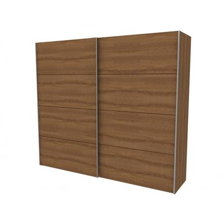Šatní skříň SK03 - 250 cm- mnoho odstínů