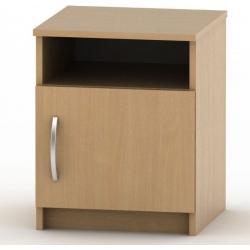 Noční stolek Jena dub, buk