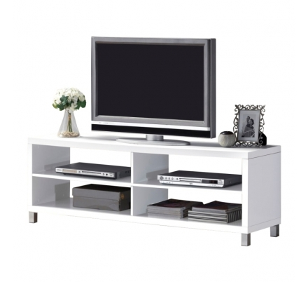 TV stolek bílý - TOPI