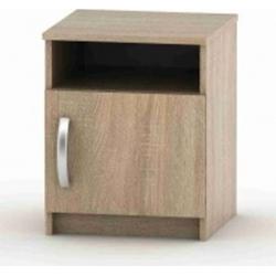 Noční stolek KIKA buk, dub