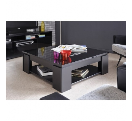 Konferenční stolek Luce- černá