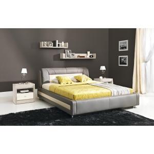 Čalouněná postel ASTA - 180x200, Provedení s úložným prostorem