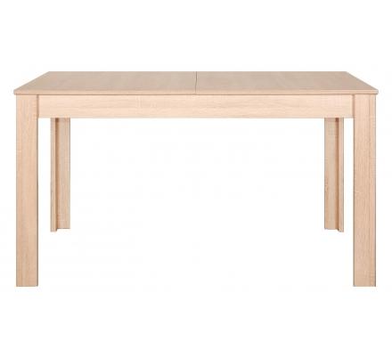 Jídelní stůl s rozkládáním BALA - dub sonoma
