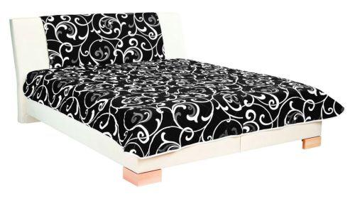 čalouněné postele do ložnice