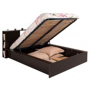 postel s úložným prostorem