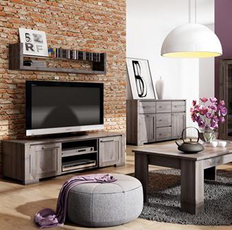 obývací pokoj patina